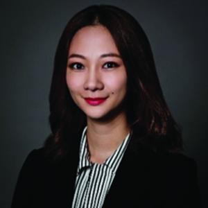 headshot of Heidi Xu