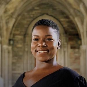 headshot of Theresa Oduol