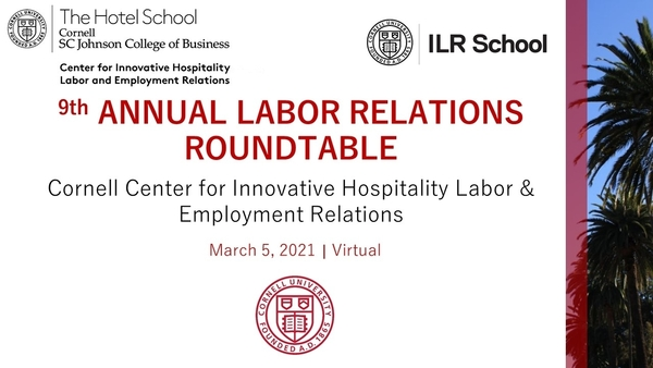 9th Annual Labor Relations Roundtable