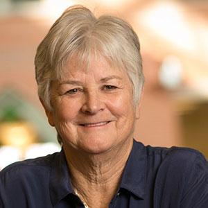 head shot of Maureen O'Hara