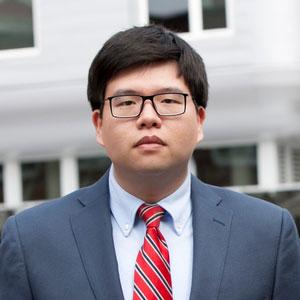 headshot ot David (Wei) Wu, MBA '21