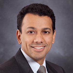 headshot of Gautam Jain