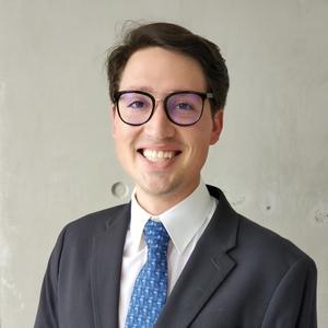 headshot of Diego Calvillo de la Garza