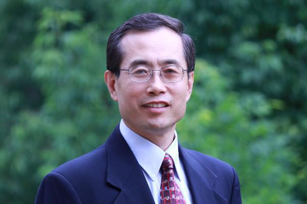 professional portrait of jinhua zhao