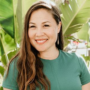 headshot of Meli James