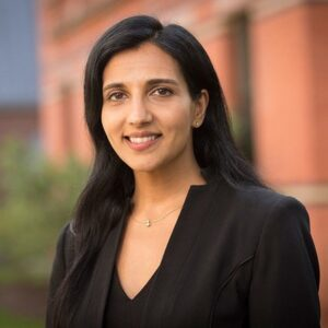 Sunita Sah, associate professor of management and organizations at Johnson.