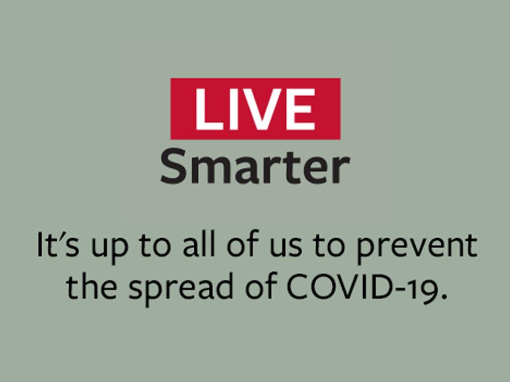 live smarter covid 19