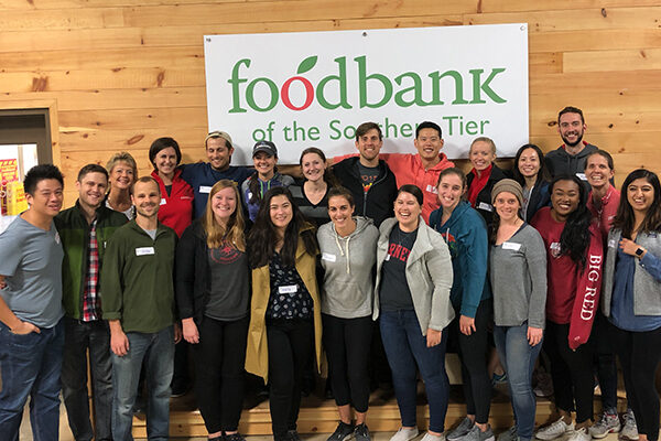 Nonprofit Social Enterprise and Food Justice students