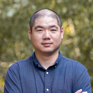 headshot of Chao Wang